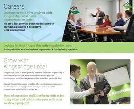 Sales Representative - Sussex , Surrey & Kent