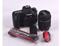 Canon EOS 80D 24.2MP + EF-S 18-55mm STM lens