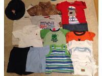 Winter sun 6-9 month baby boy clothing bundle