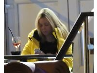 Looking for Woman in Yellow Coat that was on Holiday at Blackpool 20th October