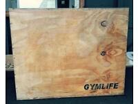Gymlife 3 in 1 Plyometric Box Jump