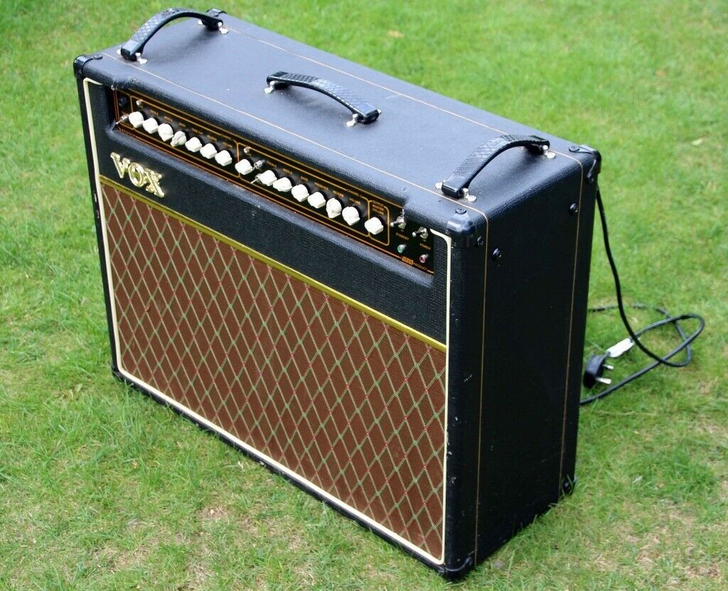 VOX AC 50 Guitar Valve Amplifier in good condition  A loud amplifier for  the lead/rythmn guitarist  | in Greenford, London | Gumtree