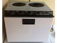 belling table top oven and hob. delivery possible