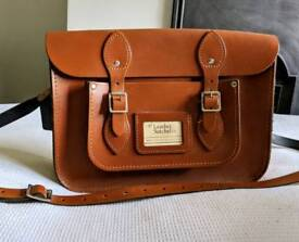 The Leather Satchel Company Tan