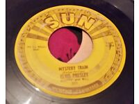 "Original ELVIS SUN 223 ""Mystery Train"""