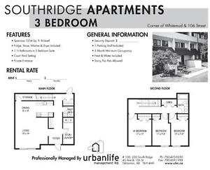 2 Bedroom –Over $2500 in Move In Incentives Available. Edmonton Edmonton Area image 1