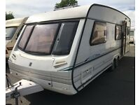 Abbey Spectrum 4 5 berth 2001 touring caravan CARAVANS OFFERED AT TRADE PRICES DIRECT TO THE PUBLIC!