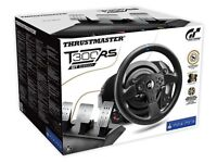 1 x Thrustmaster T300 RS Racing Wheel GT Edition for PS4