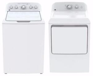 White Washer and Dryer Combo