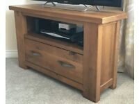 Next hartford tv unit and side tables