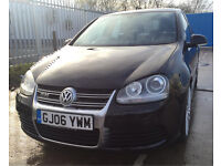 VW GOLF R32 4 MOTION 3.2 PETROL FULLY LOADED MUST VIEW Warranty Available