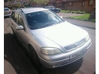 Vauxhall astra estate 1.6 8v Y reg