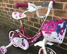 12inch Wheels Kids B Girls age 2 3 4 5 years bicycle Bike