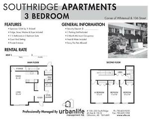Over $2500 in Move In Incentives Available. Edmonton Edmonton Area image 1