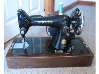 Vintage K99 Electric Singer Sewing Machine