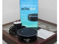 Amazon Echo Dot Boxed as new
