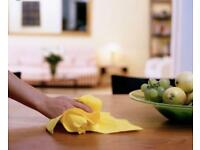 £10/h Professional cleaning of private house