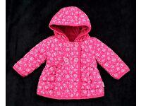 0-3 months baby girl coat