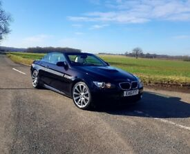 BMW M3 Convertible 2012 Model *Top Spec* *Full BMW Main Dealer Service History*