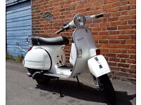Vespa PX 150 with DR180 KIT