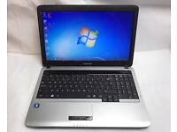 Samsung Fast HD Laptop, 6GB Ram, 320GB, Windows 7, Microsoft office, Very Good Condition