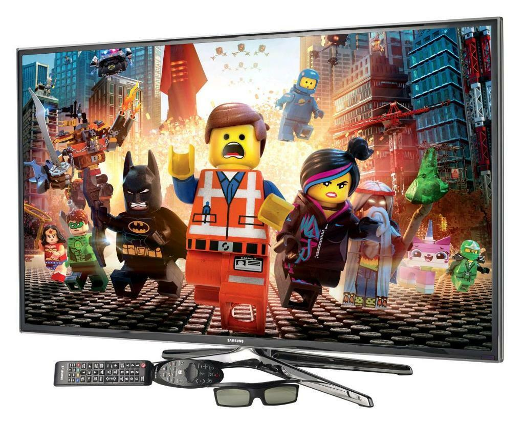 "Samsung ue55h6400 55"" smart 3d tv"