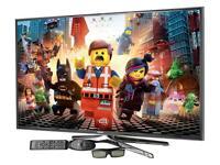 """Samsung ue55h6400 55"""" smart 3d tv"""