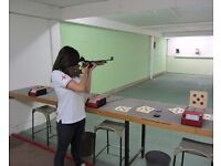 Would You Like to Take Up Target Air Rifle Shooting in Swindon?