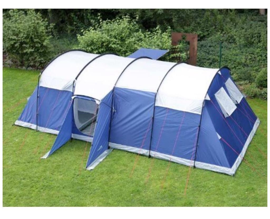 Skandika Milano 10 Man Family Tent In East End Glasgow