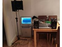 "[FS]RECORDING STUDIO HOME SET UP - POWERMAC G5, STUDIO EQUIPMENT ""BONUS"" MACBOOK PRO 15"""