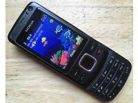 Nokia 6600i Slide - Black (on T-mobile network) Mobile Phone
