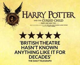 Pair of Dress Circle tickets, Part 2 (18/5) Harry Potter & the Cursed Child