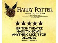 Pair of tickets, Part 1 (17/5) & Part 2 (18/5) Harry Potter & the Cursed Child