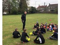 Permanent Football Coaching Role