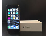 ABSOLUTE MINT CONDITION iPHONE 6 16GB UNLOCKED ANY NETWORK IN BOX WITH BRAND NEW ACCESORIES