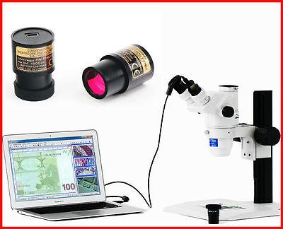 1.3 Mega Pixel Usb Live Video Microscope Digital Camera