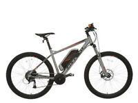 New in box electric bike carrera vulcan e bike