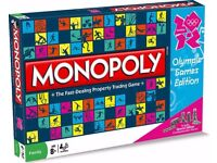 Monopoly 'London 2012 Olympics' Brand New & Factory Sealed