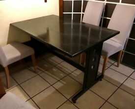 7 Japanese style tables for sale, Central London