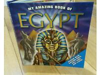 Children's book about Egypt