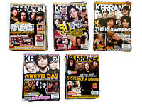 Collection Of 119 Editions Of KERRANG! Magazine - 2004-05-06-07-08