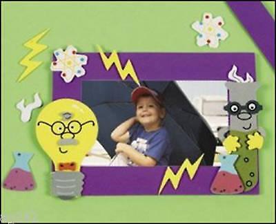 Whiz Kid Magnetic Photo Frame Craft Kit 4 Kids ABCraft
