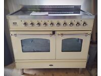 Britannia Fleet Matt Cream Electric Range Cooker