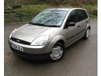 Ford Fiesta only 69k new m.o.t and Service history!!