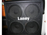 Laney GS412L 4x12 straight 320w stereo cab