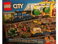 LEGO set 60052, Cargo Train set brand new sealed set.