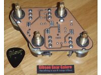 Gibson Les Paul Standard Pot Control Board Push Pull Guitar Parts Quick Connect