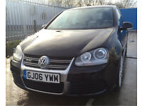 VW GOLF R32 4 MOTION 3.2 PETROL FULLY LOADED