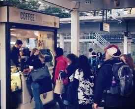 Full time Barista - Coffee Kiosk