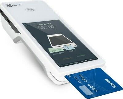Clover Flex Pos Credit Card Machine - Accepts Emv Apple Pay